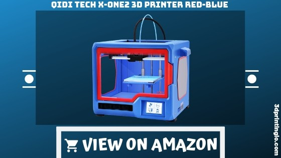 QIDI Technology New Generation 3D Printer: X-one2, Metal Frame Structure