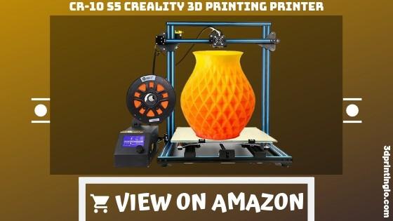 CR-10 S5 Creality 3D Printing Printer/Desktop DIY Kits