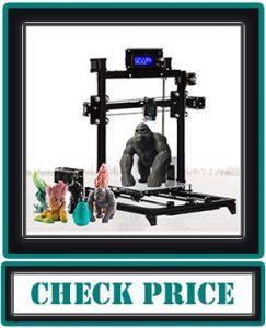 FLSUN 3D Printer Prusa i3 DIY Kit Auto Leveling RepRap Desktop 3D Large Printing