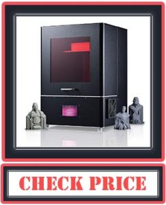 Phrozen Shuffle, UV LCD 3D Printer