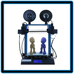 Best 3D Printers with Dual Extruder