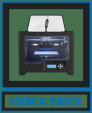 Flashforge creator pro dual extruder 3d printer
