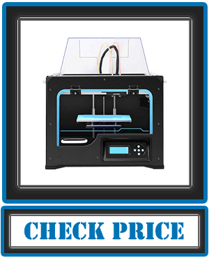 QIDI Technology Dual Extruder Desktop 3D Printer