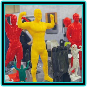 The Best 3D Printers for Action Figures