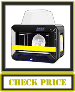 QIDI TECH 3D Printer, Large Size X-Plus Intelligent industrial